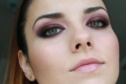 Como fazer maquiagem esfumaçada nos olhos, esfumaço perfeito passo a passo