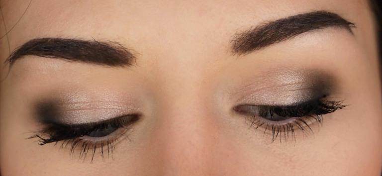 Maquiagem para noite passo a passo simples perfeita olhos