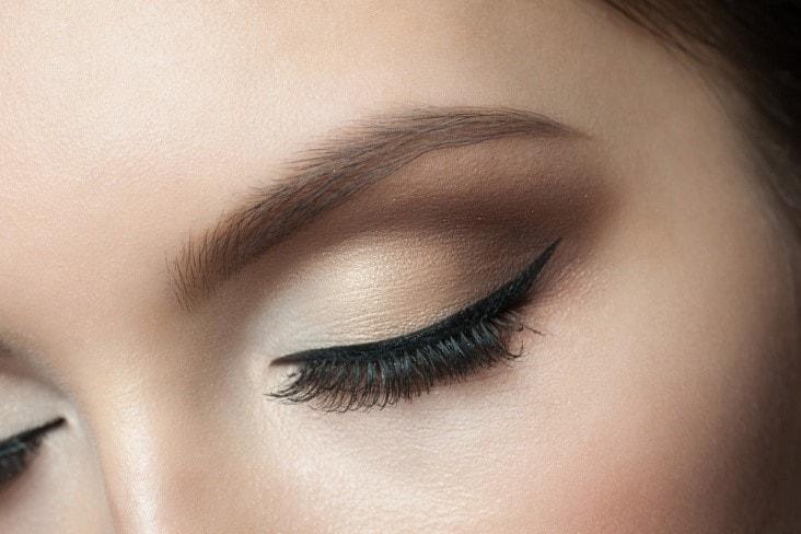 como fazer maquiagem nos olhos pequenos
